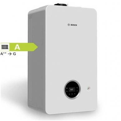 Akcijinis Bosch 2300iW ir Dražice šildymo įrangos komplektas 2