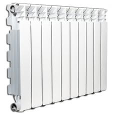 Aliumininis radiatorius Fondital Exclusivo 500, 9 sekcijos