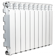 Aliumininis radiatorius Fondital Exclusivo 500, 10 sekcijų