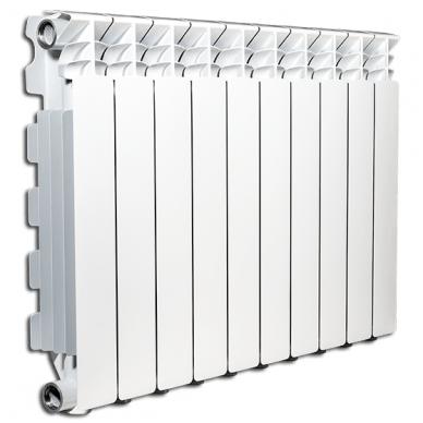 Aliumininis radiatorius Fondital Exclusivo 500, 6 sekcijos