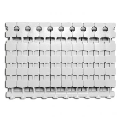 Aliumininis radiatorius Fondital Exclusivo 500, 9 sekcijos 2