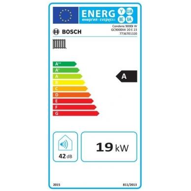 Bosch Condens GC 9000iW 20E 20kW 3