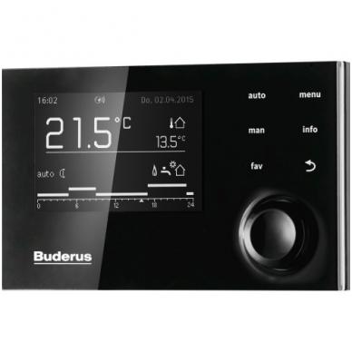 Buderus patalpos termostatas Logamatic RC310