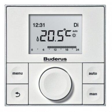 Buderus patalpos termostatas Logamatic RC200