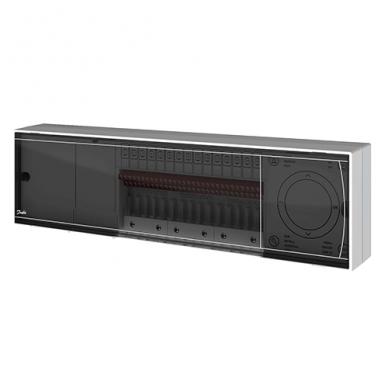 Danfoss Icon™ 24V grindų šildymo valdiklis, 15 zonų 088U1072