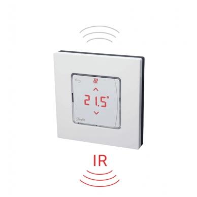 Danfoss Icon™ belaidis termostatas su infraraudonųjų spindulių 088U1082