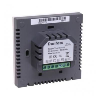 Danfoss patalpos termostatas WT-P 088U0625 2