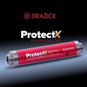 "Dražice vandens filtras nuo kalkių ProtectX 3/4"""