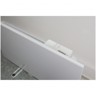 Elektrinis radiatorius ADAX NEO L04 KWT 400W su WiFi 4