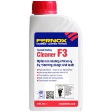 Fernox šildymo sistemos ploviklis Cleaner F3