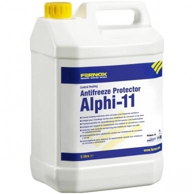 Fernox inhibitorius ir antifrizas Alphi-11, 5 litrai