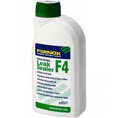 Fernox protėkių hermetikas Leak Sealer F4