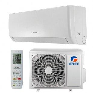 GREE oro kondicionierius PULAR 3,2/3,4kW su WiFi