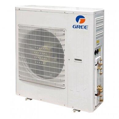 """GREE inverterinė """"Multi-split"""" tipo sistema FREE MATCH 7,1/8,5kW, 2-jų patalpų 2"""