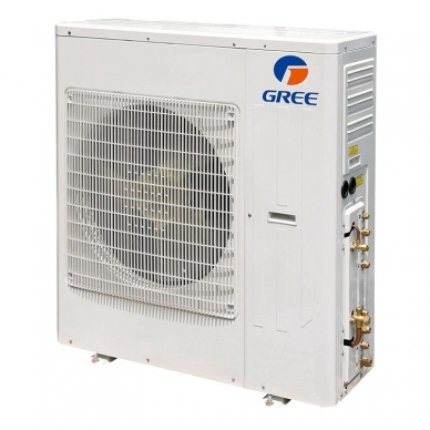 """GREE inverterinė """"Multi-split"""" tipo sistema FREE MATCH 5,2/5,4kW, 2-jų patalpų 2"""