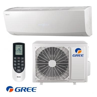 GREE oro kondicionierius LOMO NORDIC 3,5/3,67kW su WiFi