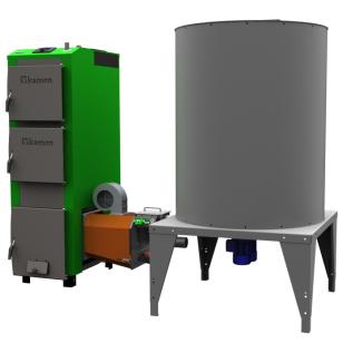Kamen BIOMASS 50 kW