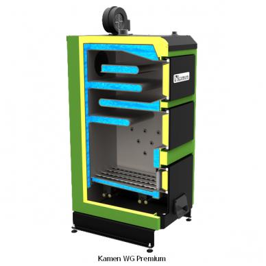Kamen WG 50 kW su el.valdymu 3