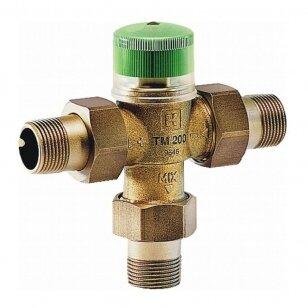 Honeywell TM200-3/4A termostatinis pamaišymo vožtuvas Dn20 30/60 °C