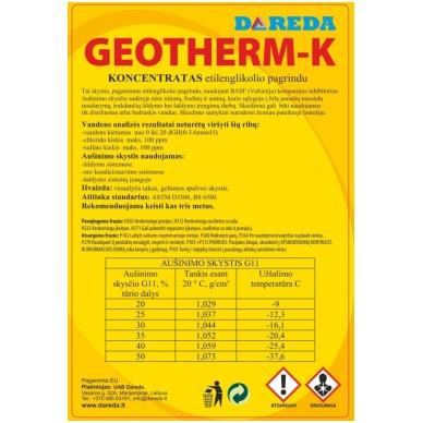 Neužšąlantis skystis šildymo sistemai G11 28kg 2