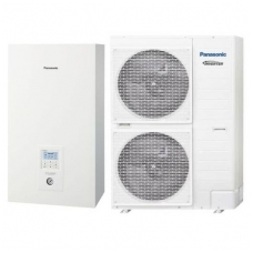 Panasonic Aquarea šilumos siurblys Bi-Bloc T-CAP 16kW