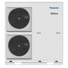 Panasonic Aquarea šilumos siurblys Mono-Bloc T-CAP 9kW