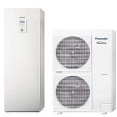 "Panasonic Aquarea šilumos siurblys ""viskas viename"" T-CAP 16kW"