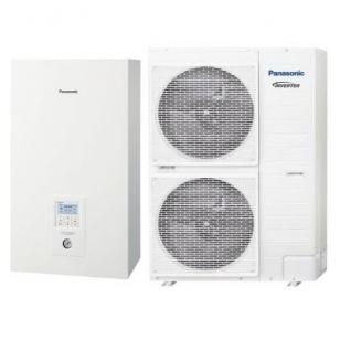 Panasonic Aquarea šilumos siurblys Bi-Bloc T-CAP 9kW