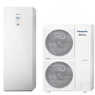 "Panasonic Aquarea šilumos siurblys ""viskas viename"" T-CAP 9kW"