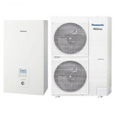 Panasonic Aquarea šilumos siurblys Bi-Bloc T-CAP 12kW