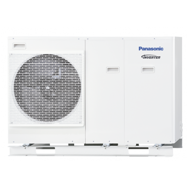 Panasonic Aquarea šilumos siurblys Mono-Bloc 9kW
