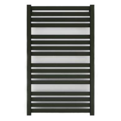 Plieninis juodas rankšluosčių džiovintuvas Elonika EP 53x96 KD