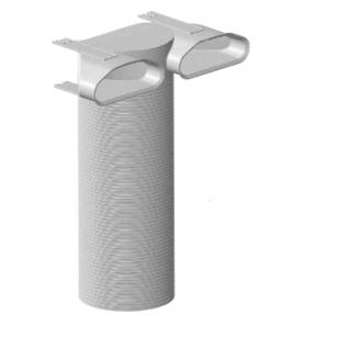 Profi air tunnel difuzoriaus dėžutė 2x 132-52