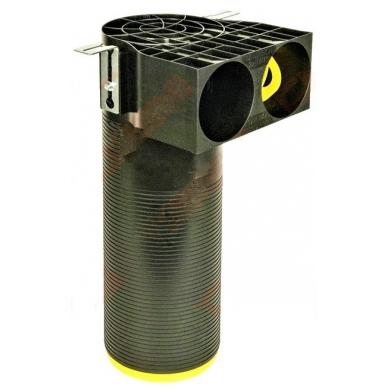 Profi air classic difuzoriaus dėžutė 2x Dn90 - Dn125mm