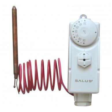 Salus AT10F mechaninis termostatas cirkuliacinio siurblio valdymui