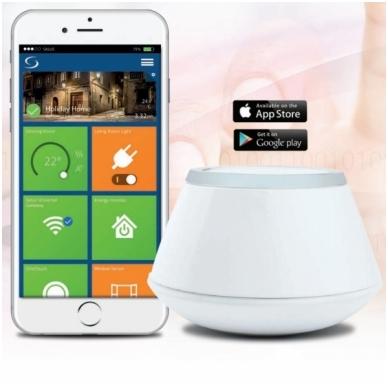 Salus UGE 600 Smart Home