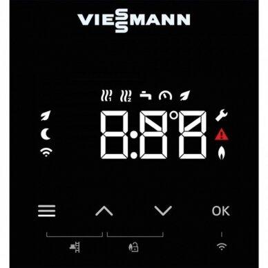 Viessmann dujinis katilas Vitodens 100-W 3,2-25,0kW, tipas B1HF 4